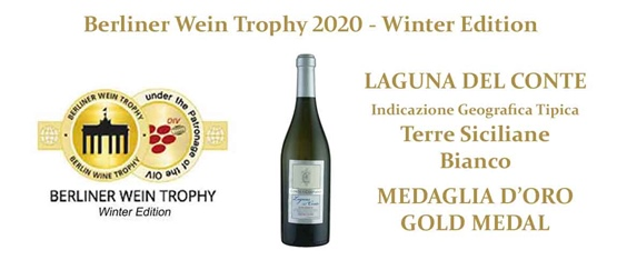 GOLD MEDAL for our LAGUNA DEL CONTE 2019